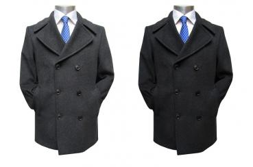 Muga Pea Coat Kurzmantel Caban*59*