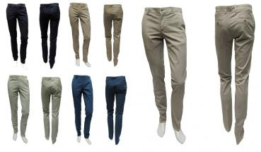 Slim fit Freizeit-Business Hose Muga*790*